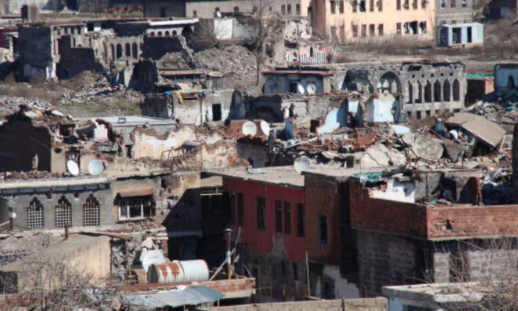 Harmful redevelopment in Diyarbakır's historic Sur district disconcert architects