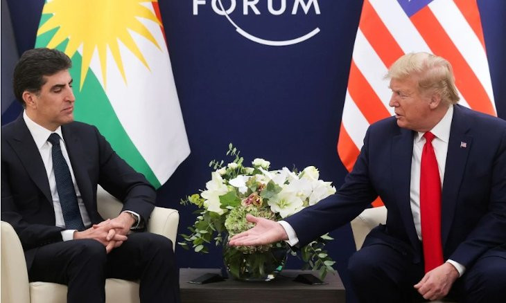 Trump confuses Kurds of Syria and Iraq