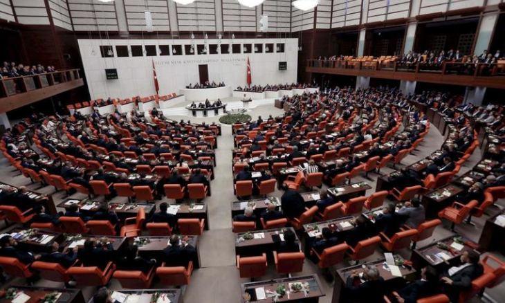 Turkish parliament slams Trump's Middle East plan