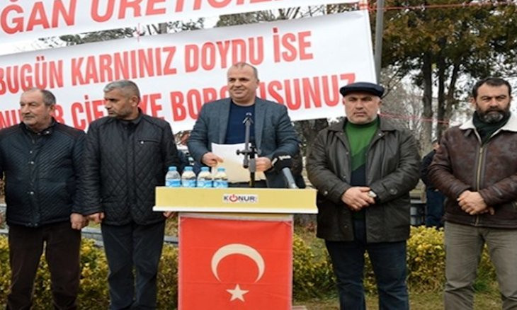 Black Sea region farmers protest against export permits that could cost $120 million