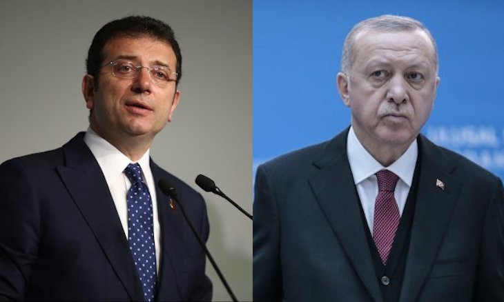 Poll shows İmamoğlu as only candidate who could beat Erdoğan in election