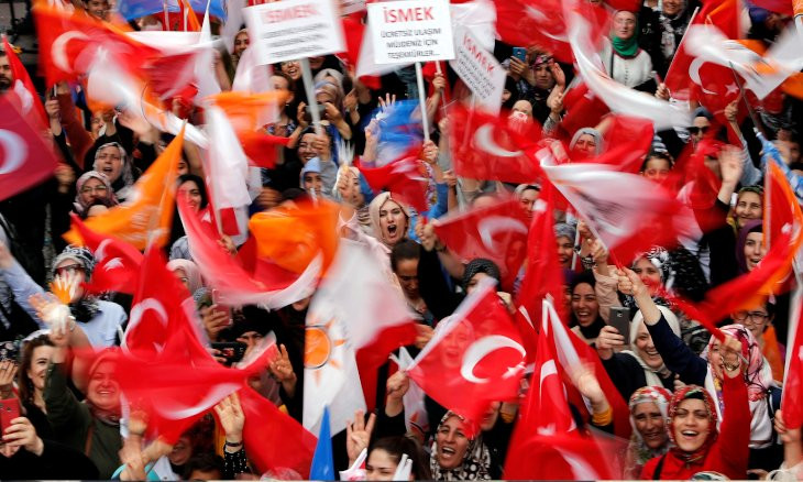 Turkey's ruling AKP membership slides further