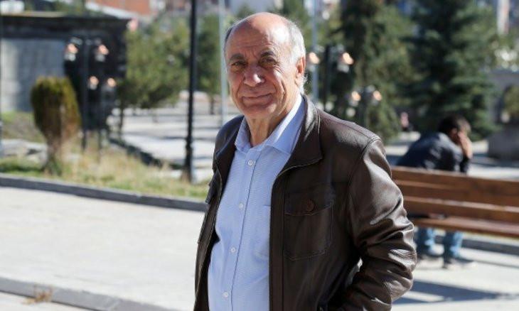 Kurdish politician, writer Mahmut Alınak behind bars for 10th time