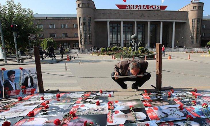 Turkish-German MEP barred from observing Ankara bombing trial