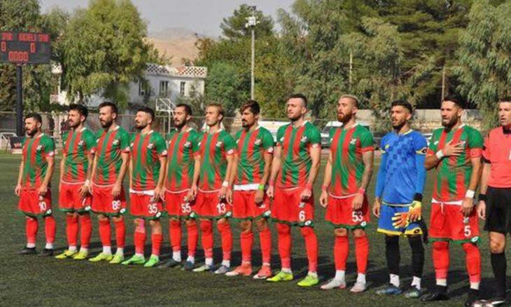 Şırnak's Cizrespor football team withdraws from league citing discrimination