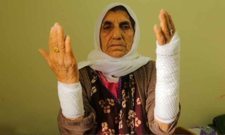 Dismissed HDP mayor's 90-year-old mother battered by police in dawn raid