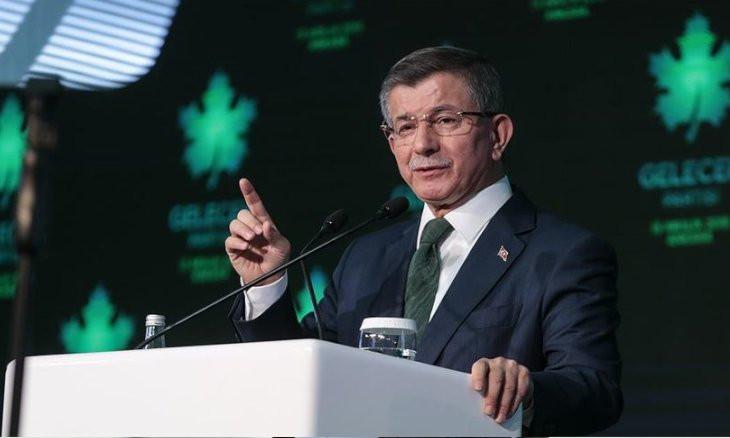 Davutoğlu withdraws as plaintiff in Gezi Park case