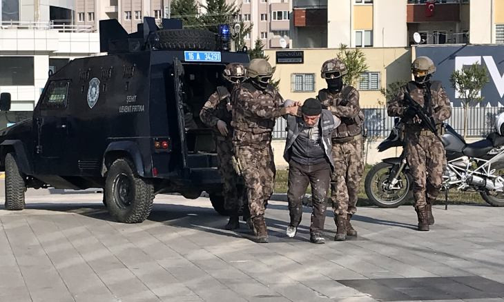 Police detain ISIS executioner working for a natural gas company in Turkey