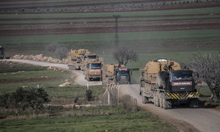 One Turkish soldier killed, two wounded in fresh attack in Idlib