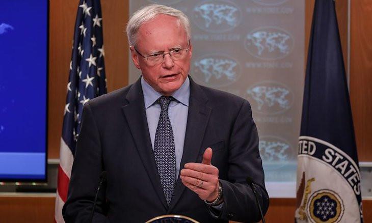 US Syria envoy Jeffrey to visit Turkey to discuss Idlib