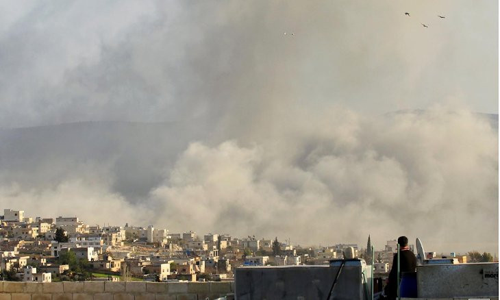 Syria accuses Turkey of 'colluding with Israel' to coordinate attacks