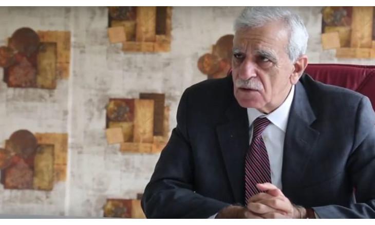 Turkish court acquits dismissed HDP mayor Ahmet Türk