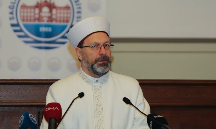 Turkey's top religious body head cites sections of Quran for why cigarettes are 'haram'