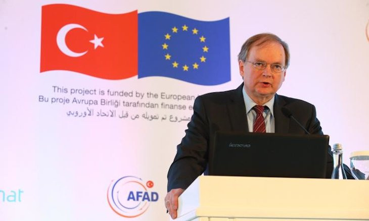 Head of EU delegation to Turkey says attack on Turkish soldiers 'unacceptable'