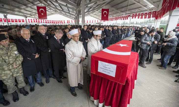 US voices solidarity with Turkey after Syrian shelling kills Turkish soldiers