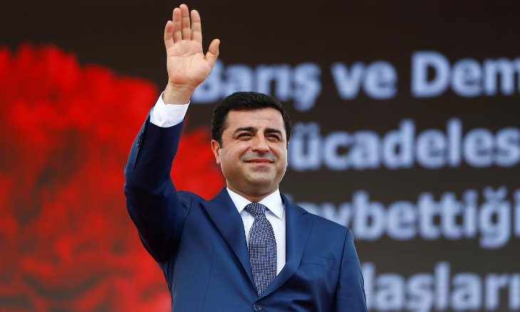 Demirtaş thinks HDP should aim for coming to power as part of democracy alliance