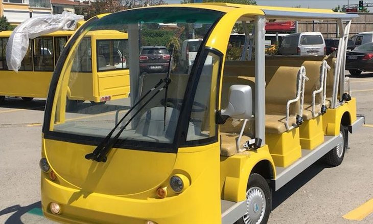Istanbul municipality to lead transition from carriages to electric vehicles on Princes' Islands