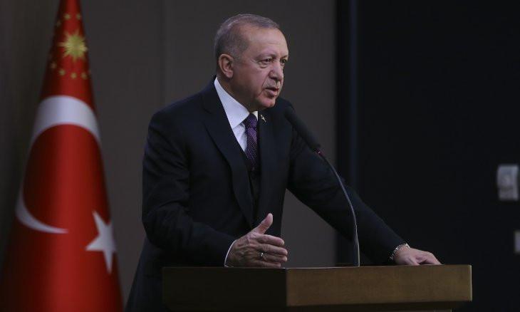 Erdoğan scolds Fox TV reporter over question on Libya