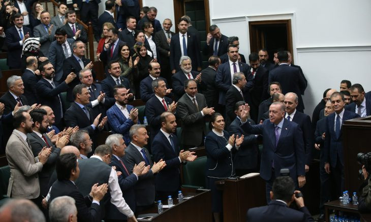 We are struggling to respond to criticism, AKP members tell Erdoğan