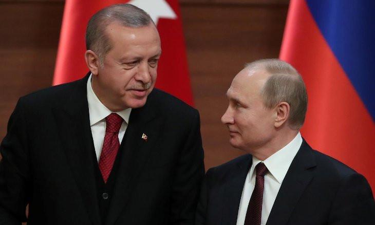Kremlin says no plans for Putin-Erdoğan meeting in Istanbul on March 5