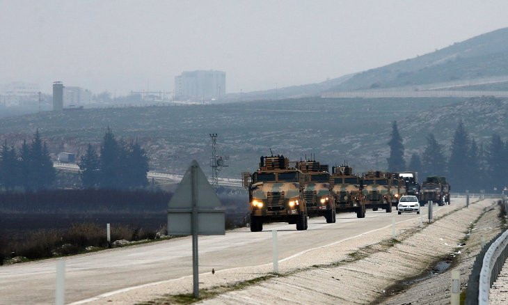 Turkey will hit Syrian gov't forces 'anywhere' if troops hurt, Erdoğan warns