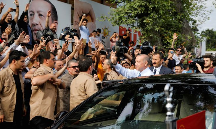 40 pct of Erdoğan voters want changes in presidential system, main opposition survey shows