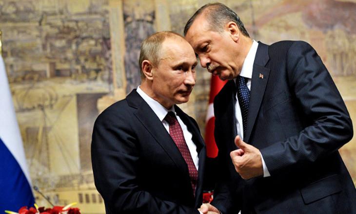 Erdoğan tells Putin to step aside in Syria