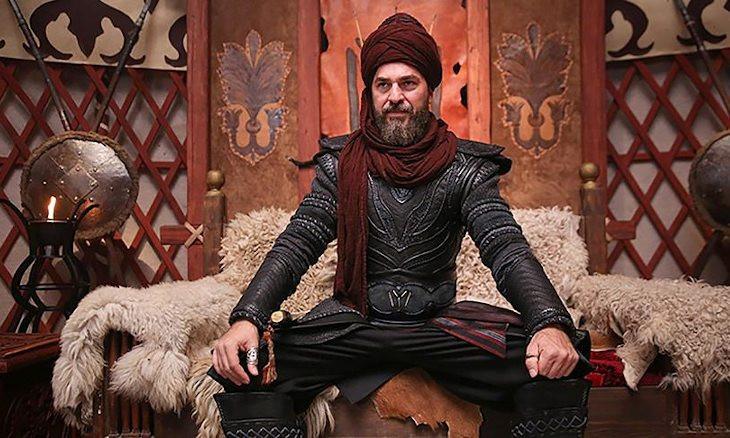 Egypt's religious authority says Turkish show 'aims to revive Ottoman Empire'