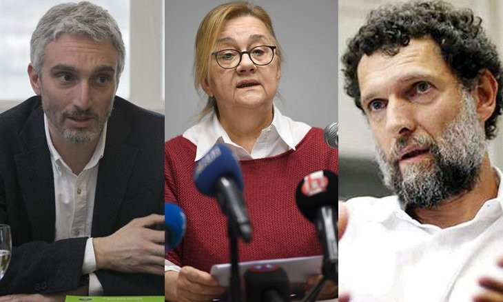 Prosecutor seeks life sentences for three Gezi Park defendants in final legal opinion