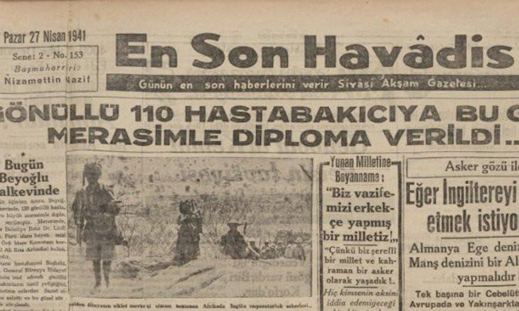 Istanbul University digitizes over 30 dailies