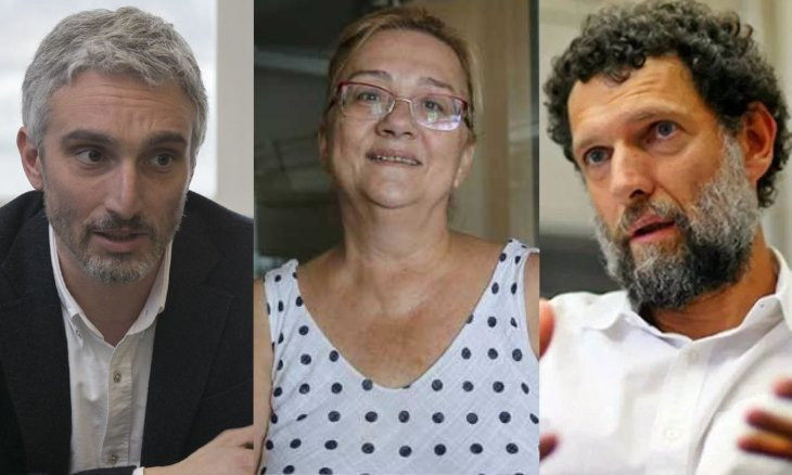 Amnesty International urges freedom for Osman Kavala, rights defenders in Gezi case