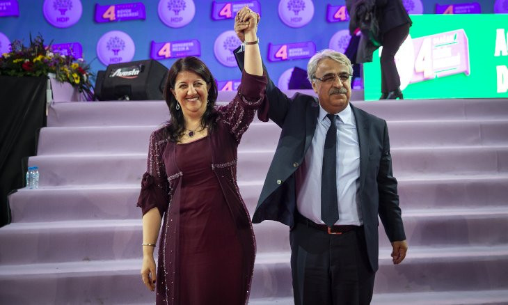 Turkey's pro-Kurdish HDP elects Pervin Buldan, Mithat Sancar as co-chairs