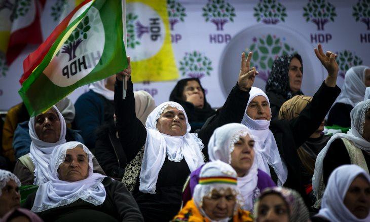 HDP Women's Day celebration banned 'due to coronavirus'