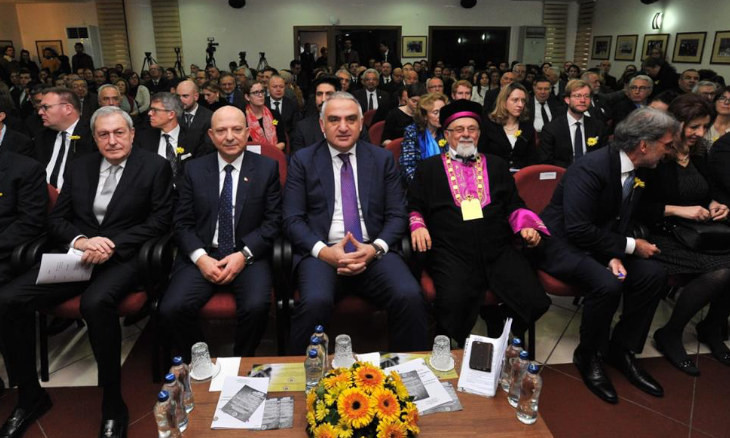 Holocaust commemorated in Turkey in sorrow