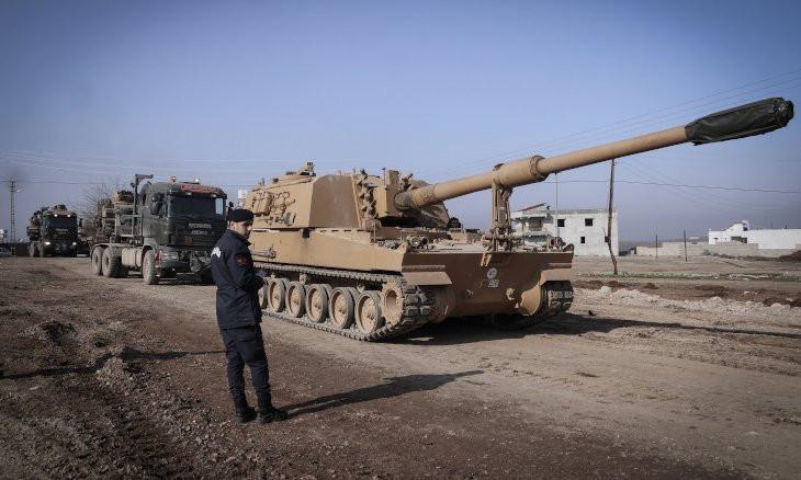 Turkey, Russia 'discuss joint patrols option' in Syria's Idlib