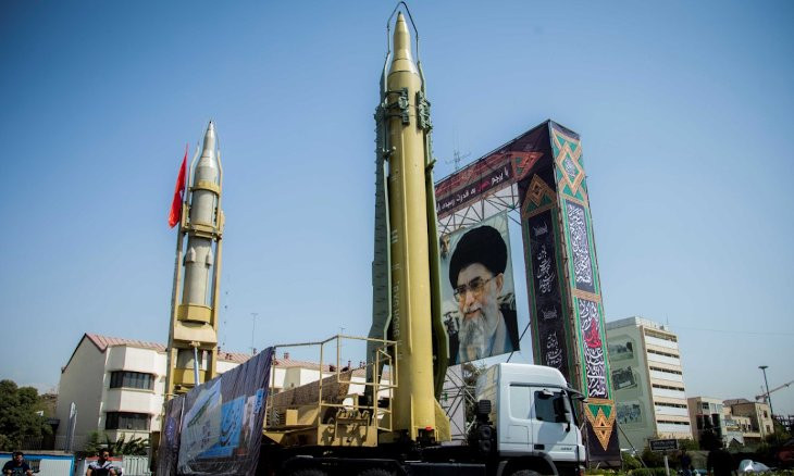 US sanctions Turkish company for supporting Iran missile program