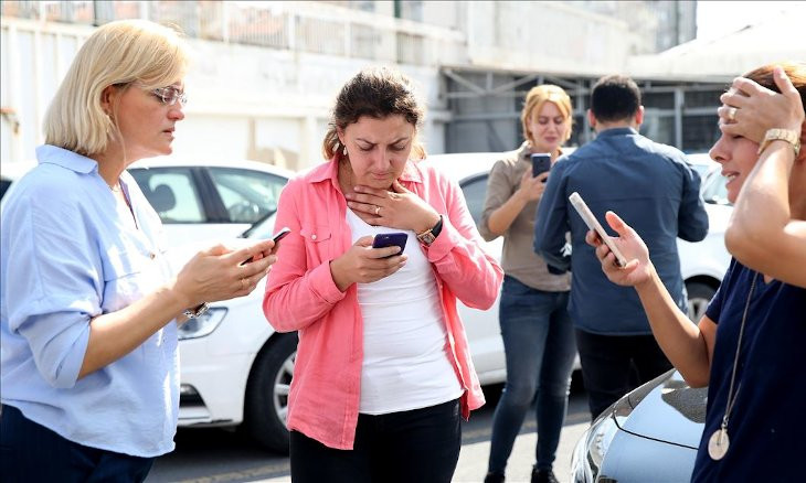 Communication authority fines providers for shortage after Istanbul earthquake