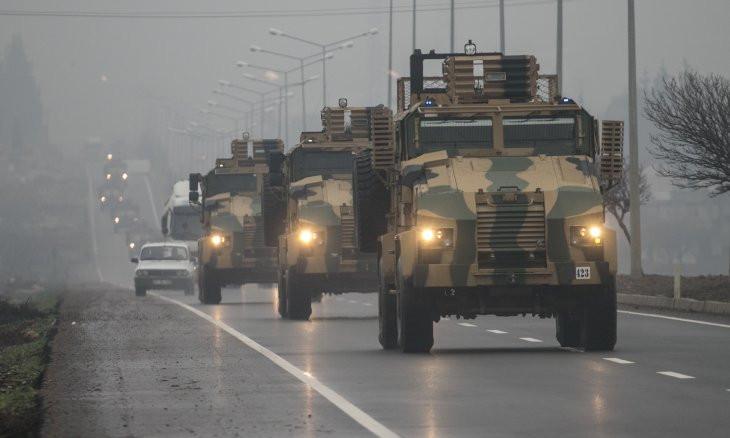 Erdoğan demands Assad pull back forces in Idlib this month