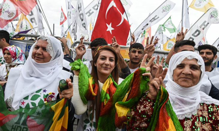 Study shows improvement in income level resulting in reduction of Kurdish usage