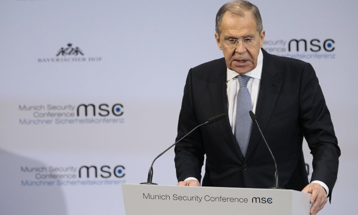 Russia and Turkey are close, but will disagree: Lavrov