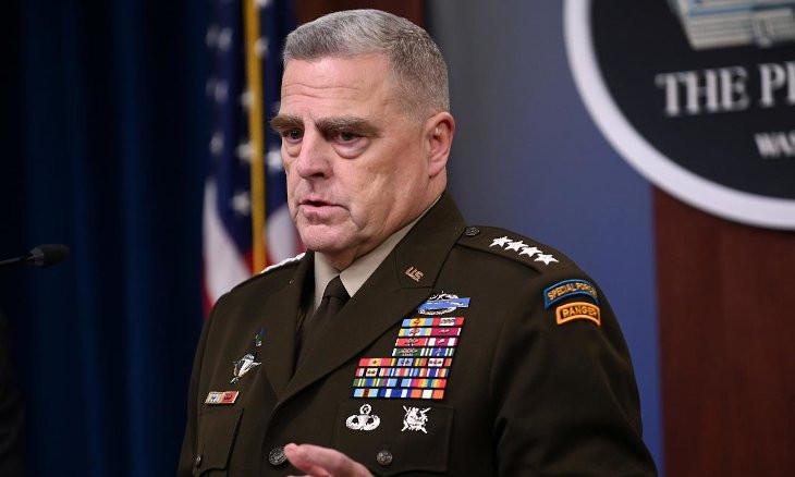 Pentagon has 'no intent' to deploy troops to Syria-Turkey border