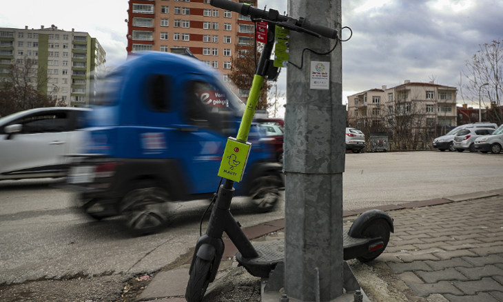 First electric scooter user killed in Istanbul traffic accident