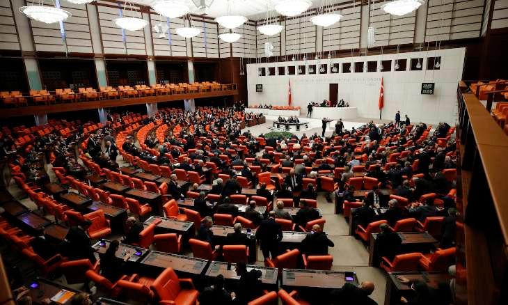 Four Turkish parties condemn Idlib attack in joint declaration