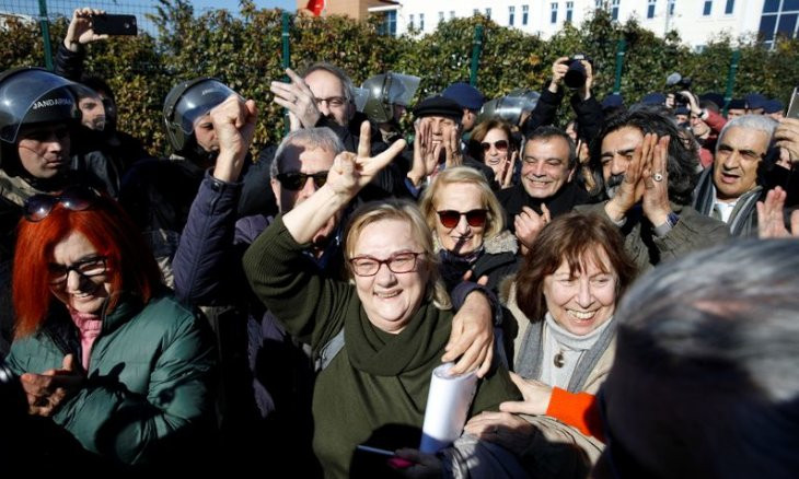 European politicians welcome acquittal decision in Gezi case