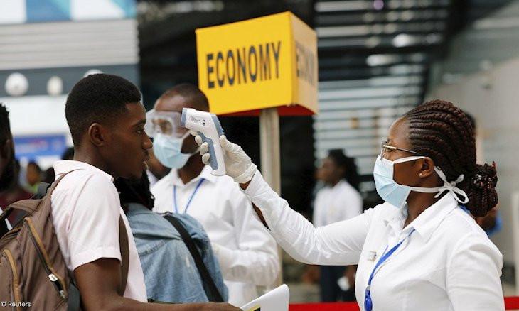 Nigeria's first coronavirus case arrived on Turkish Airlines flight via Istanbul