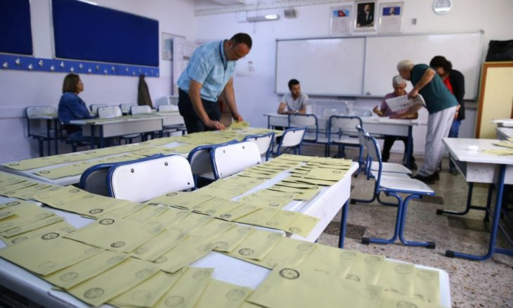 Poll sees opposition garnering more votes, AKP-MHP vote share falling in a new election
