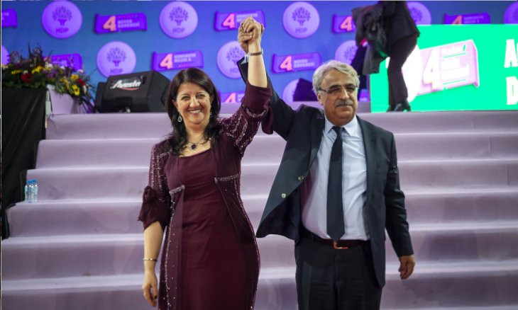 Erdoğan signals more investigations on way against pro-Kurdish HDP