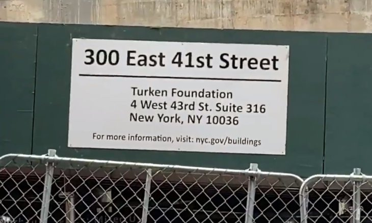Controversial pro-gov't Turkish foundation constructs dormitory in New York's 'most expensive area'