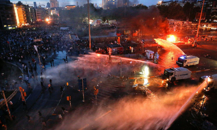 Gezi, Istiklal and the never-ending mall