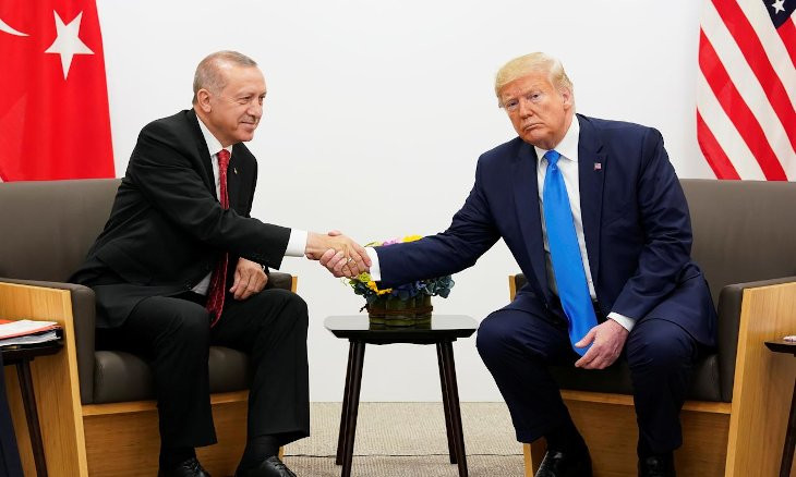 Trump praises Erdoğan for 'trying to avoid tragedy' in Idlib
